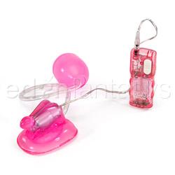 Jesse's vibro pussy sucker - clitoral pump