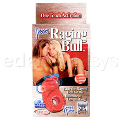 Cock ring - Jesse Jane's raging bull - view #4