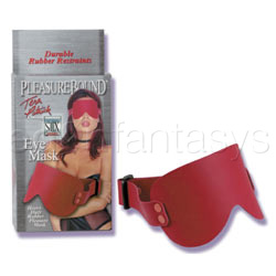 Pleasure bound eye mask - DVD
