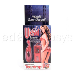 Massager - Teardrop - view #4