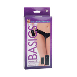 Dr. Laura Berman Astrea 1 - strap-on vibrator