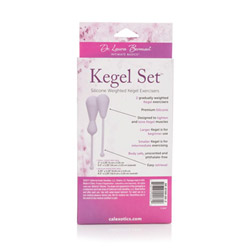 Vaginal exerciser - Dr. Laura Berman kegel set - view #5