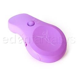 Clitoral vibrator - Dr. Laura Berman Pomona massager - view #4
