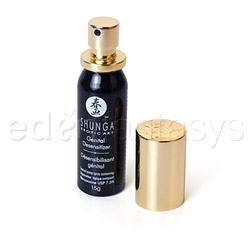 Shunga spray desensitizer
