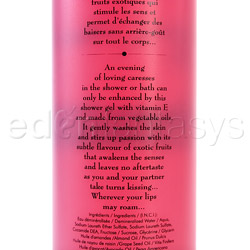 Sensual bath - Shunga bath and shower gel - view #3