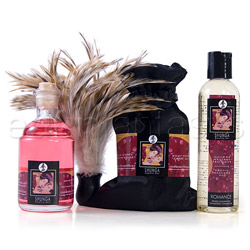 Shunga tenderness and passion collection - sensual kit