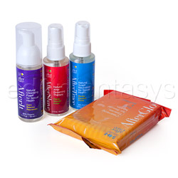 AfterCare travel set - cleansers