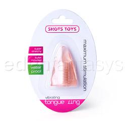Tongue vibrator - Vibrating tongue ring - view #4