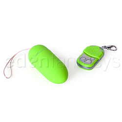 Vibrating egg 10-speed remote controlled - sex toy
