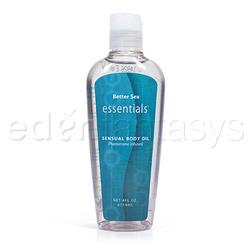 Sensual body oil