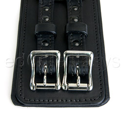 Ankle cuffs - Deluxe pony hobbles - view #3