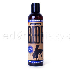 Ride H2O lubricant - water based lube