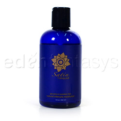 Satin natural moisturizer - female intimate lotion