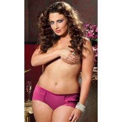Pink temptation hipster - sexy panties