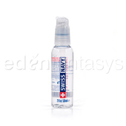 Swiss navy silicone lubricant - silicone based lube