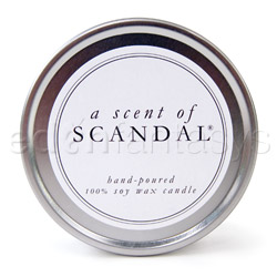 Candle - A scent of scandal - view #3