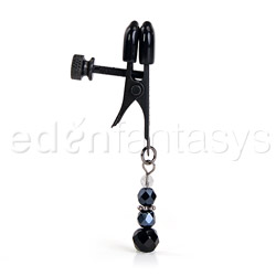 Nipple clamps - Beaded broad tip clamps - view #5