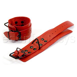 Wrist restraints - wrist cuffs