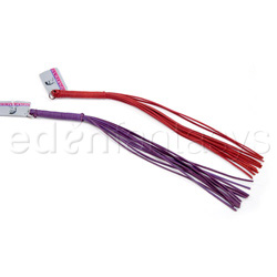 Spartacus leather whip