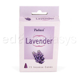Tulasi incense cones - Candle