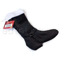 Naughty mens boot stocking