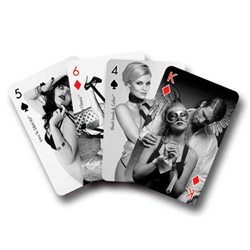 Adult game - Sex and Mischief playing cards - view #1