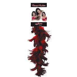 RED FEATHER STRIP CLIP(12 PC) - DVD