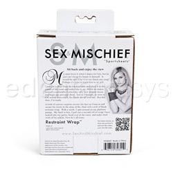 Restraints - Sex and Mischief restraint wrap - view #4