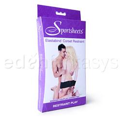 Restraints - Elastabind corset restraint - view #6