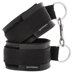 Sportcuffs - velcro handcuffs