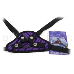 Double strap harness - Corsette harness - view #3