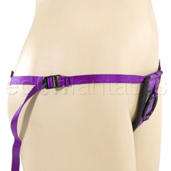 G-string harness - Brazilian harness - view #2
