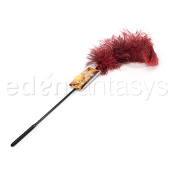 Ostrich feather - tickler