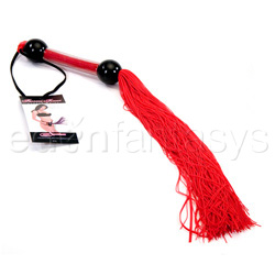 Whip - Rubber whip flogger - view #2