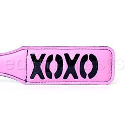Paddle - Blush xoxo paddle - view #2