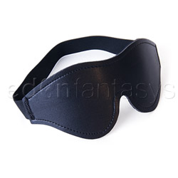 Noir blindfold - sex toy