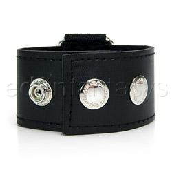 Wrist cuffs - Noir wrist cuffs - view #3