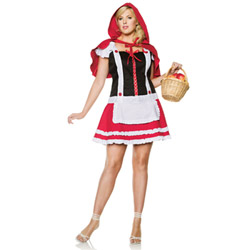 Red riding hood - sexy costume