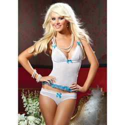 Romance cami and panty - camisole set