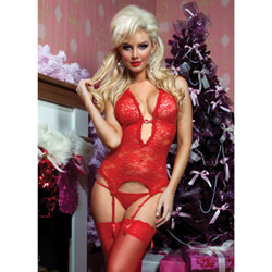 Some like it hot cami set - camisole set