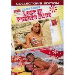 Casey Parker Lost in Puerto Rico - DVD