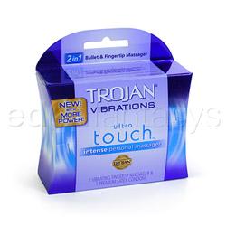 Finger massager - Trojan her pleasure ultra touch - view #4