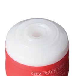 Masturbator in a plastic case - Original vacuum cup - view #4