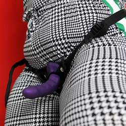 Harness and G-spot dildo set - Curve kit - view #2
