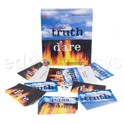 Party truth or dare game - adult game