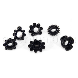Jel-lee cock ring collection - Ring set