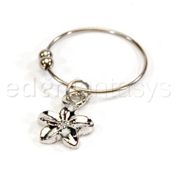 Precious gems intimate charms - Belly button ring