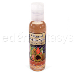 1001 nights warming oil - aceite