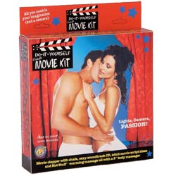Do it yourself adult movie kit - DVD