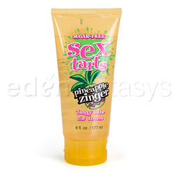Sex tarts - water based lube